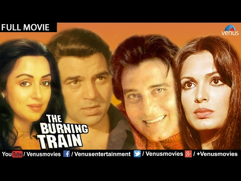 The Burning Train Full Movie | Hindi Movies Full Movie | Hindi Action Movies | Bollywood Full Movies