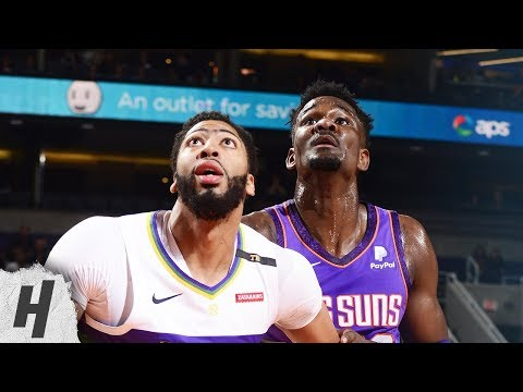 New Orleans Pelicans vs Phoenix Suns - Full Game Highlights | March 1, 2019 | 2018-19 NBA Season