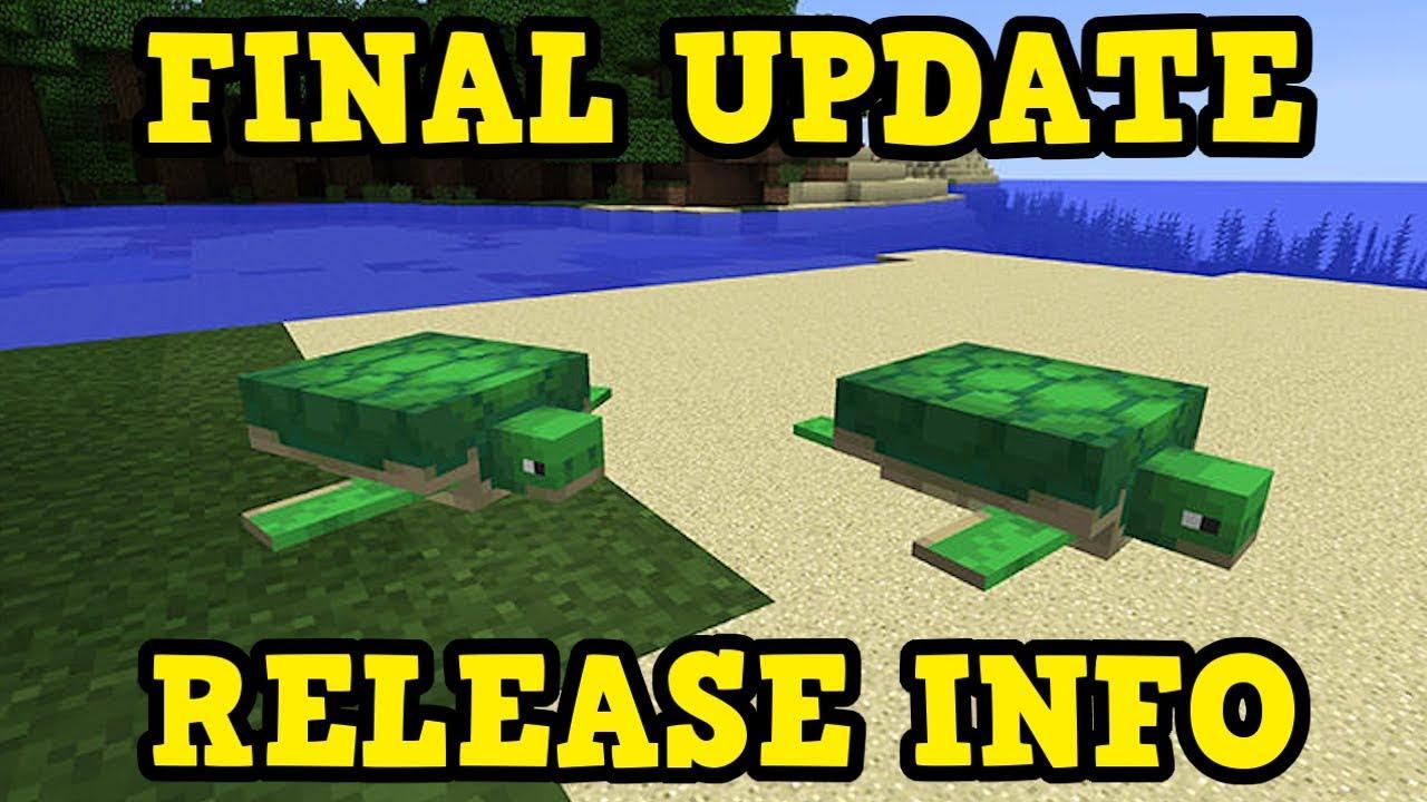 Minecraft Xbox 360 / PS3 - Update Aquatic TU66 Release Date - Where Is It?