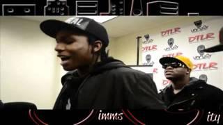 ASAP Rocky & A$AP MOB - Stay Schemin