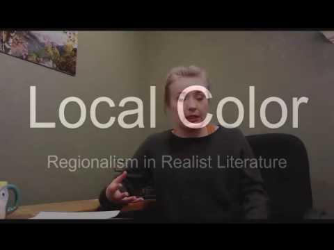 Realism in American Literature: Video Lesson