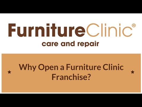 Franchise Opportunities - Furniture Clinic