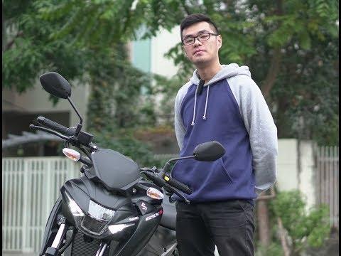 Trải nghiệm Suzuki GSX S-150 - Làn gió mới cho phân khúc Nakedbike 150cc tại Việt Nam