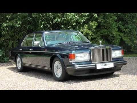 3K In Miles >> Rolls Royce Silver Spirit - YouTube