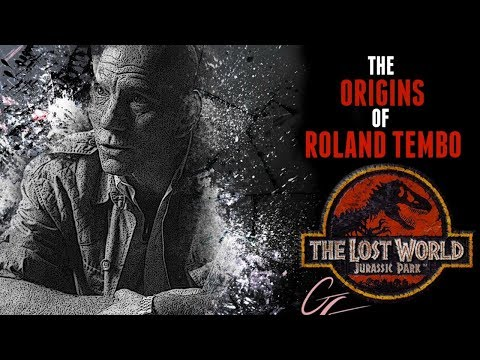 The Origins Of Roland Tembo  The Lost World: Jurassic Park's Pete Postlethwaite