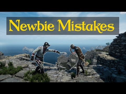 MORDHAU - Top 10 Newbie Mistakes & How to Fix Them! from YouTube · Duration:  10 minutes 21 seconds