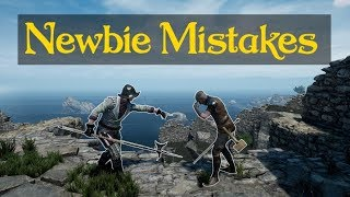 MORDHAU - Top 10 Newbie Mistakes & How to Fix Them!