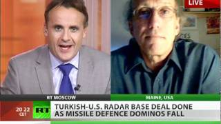 Missile Offence: US shield real aim to cordon Russia & China