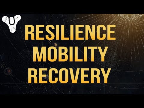 Recovery, Resilience, & Mobility Stats | Destiny 2
