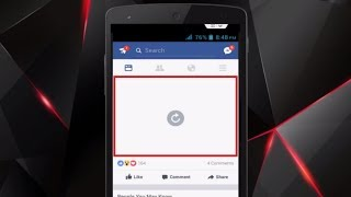 How to Fix Images is Not Previewing of Facebook App in Android