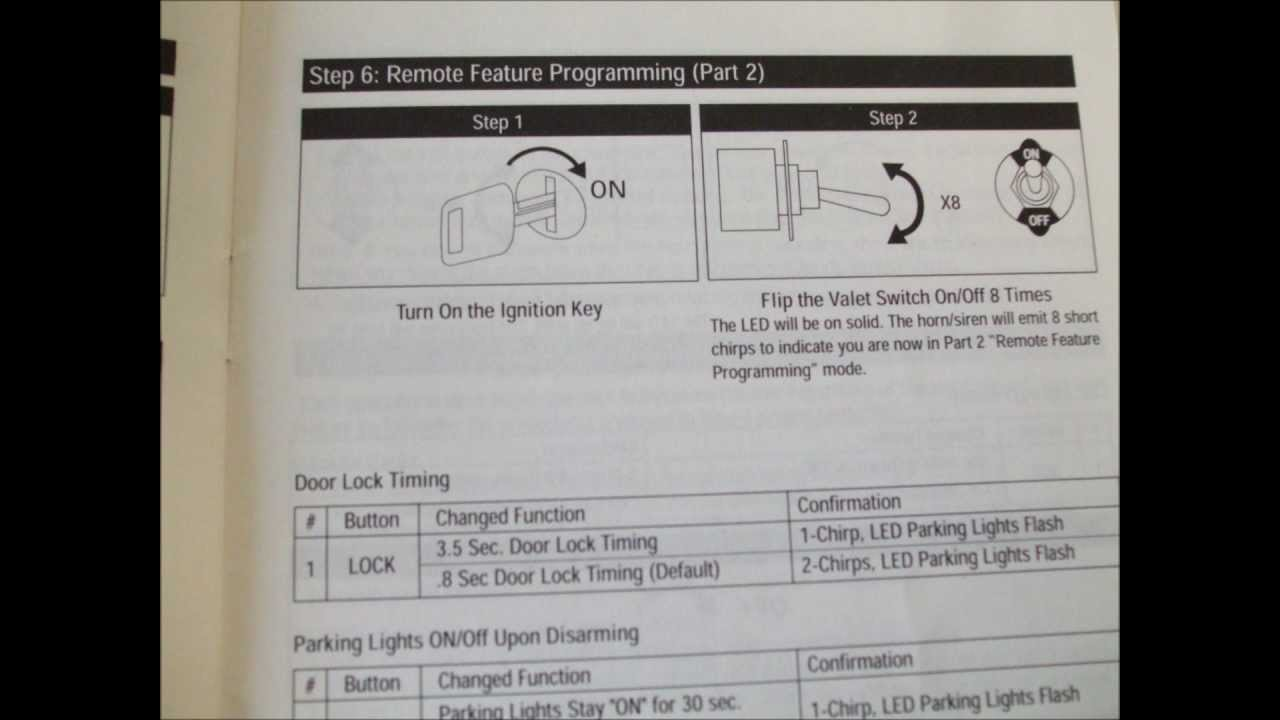 small resolution of marksman car alarm install guide and remote transmitter programming learning