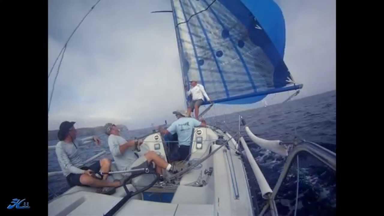 Hobie 33 Quot Flying Dutchman Quot Santa Barbara To King Harbor