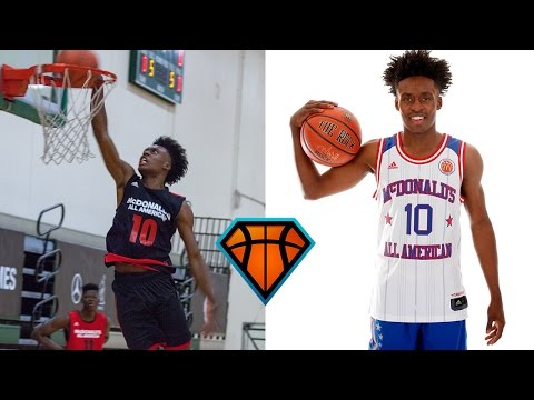 Collin Sexton ERASES All Doubt That He Is a POINT GUARD!! | McDonald