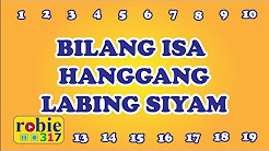 bilang isa hanggang dalawampu If you are going to translate 1 to 100 in tagalog, you could simply say: isa hanggang isandaan on the other hand, translating figures 1 up to 100.