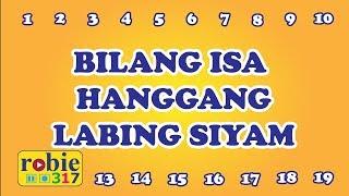 Bilang isa hanggang labing siyam (Tagalog number song)