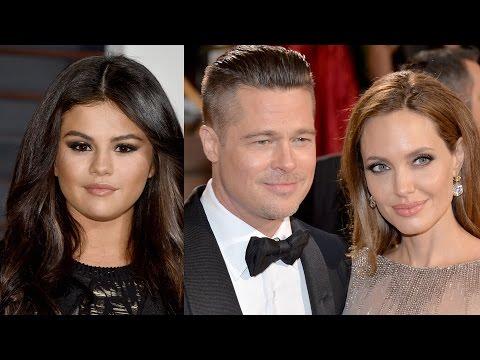 Photos of Selena Gomez Found on Brad Pitt's Phone