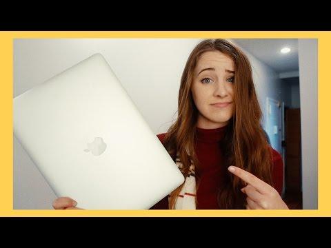 REDOING MY DESK - goodbye mac pro