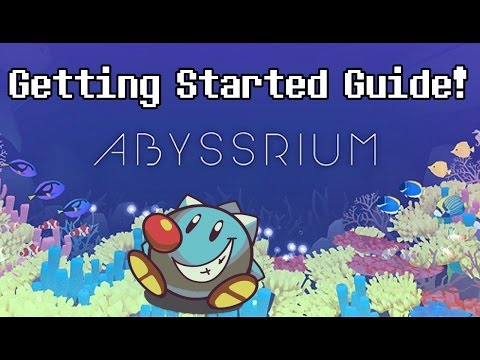Tap Tap Fish Abyssrium Getting Started Video Walkthrough