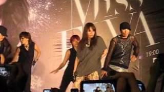 ELVA 蕭亞軒《蕭灑小姐》台中簽唱會 - 瀟灑小姐LIVE