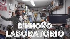 Rinnovo il laboratorio con ManoMano.it