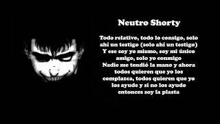 Neutro Shorty - Camino Solo [Letra] [Trap Venezolano]