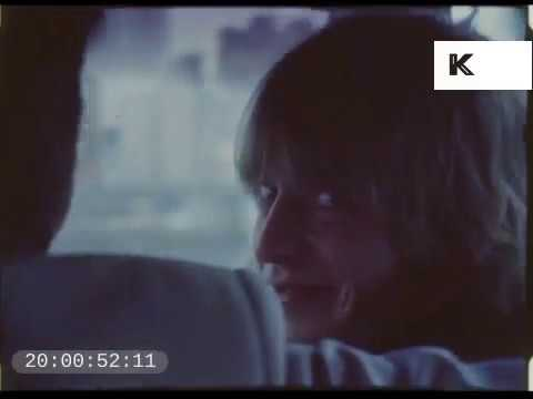 1967 Drive Into New York With Brian Jones, Unseen Rushes