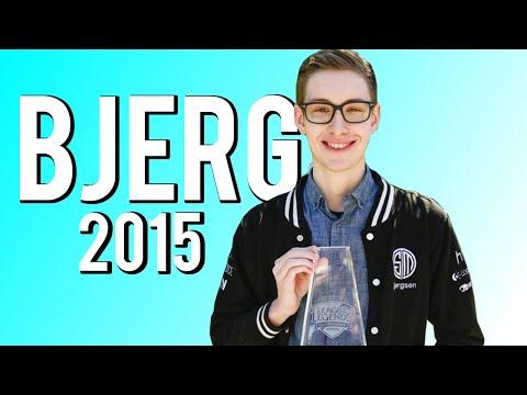 TSM Bjergsen 2015 Montage   (League of Legends)