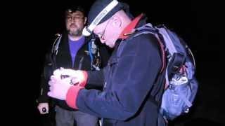 Die LENSER SEO 5 Stirnlampe im Nachtcache Test