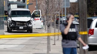 Accused Toronto van attacker confessed to police, judge reveals
