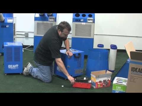 Sunlight Supply Presents The Ideal Air Commercial Dehumidifiers