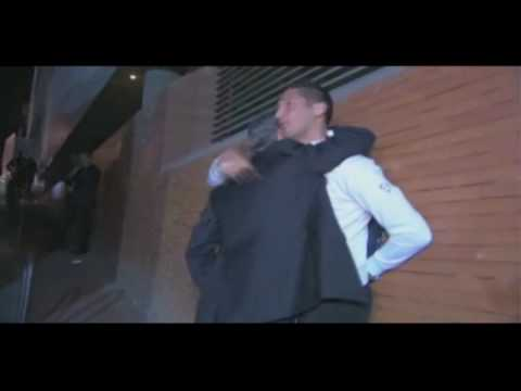 José Mourinho getting all emotional and crying ( llorando / piangendo ) with Materazzi