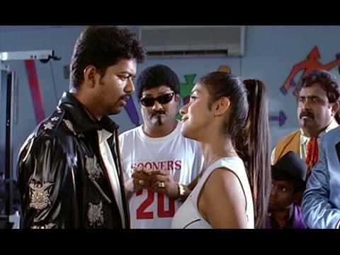 Vijay breaks Asin's heart   Sivakasi