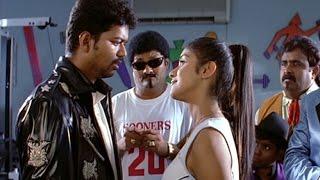 Vijay breaks Asin's heart | Sivakasi