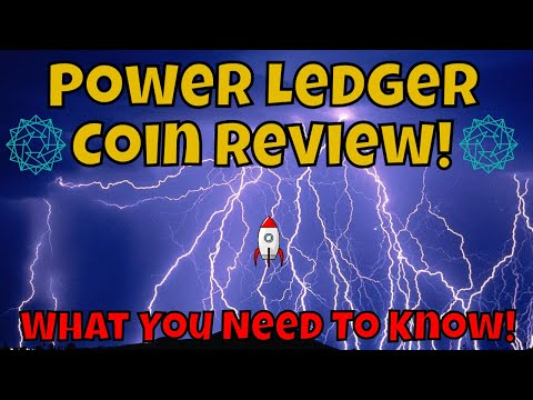Power Ledger Coin Review - The Most Successful ICO In Australia's History!