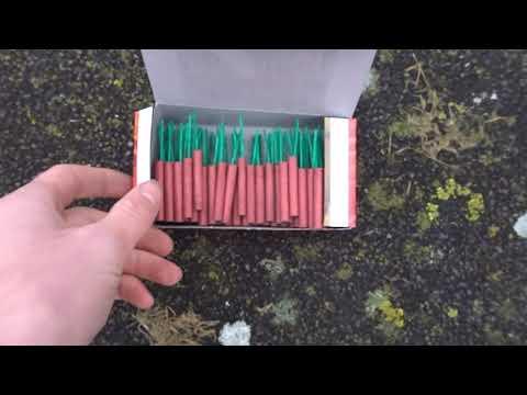 NIEUW crackling cracker big bazar vuurwerk