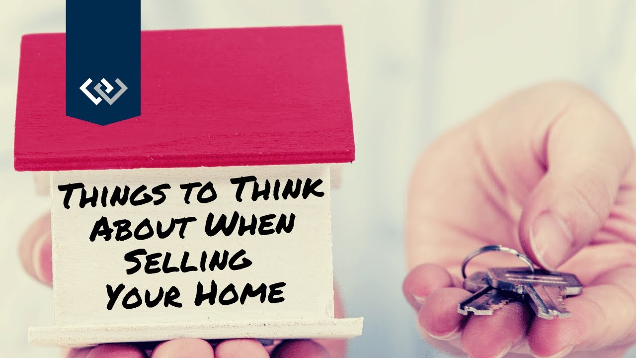 Things to Think About When Selling Your Seattle Home