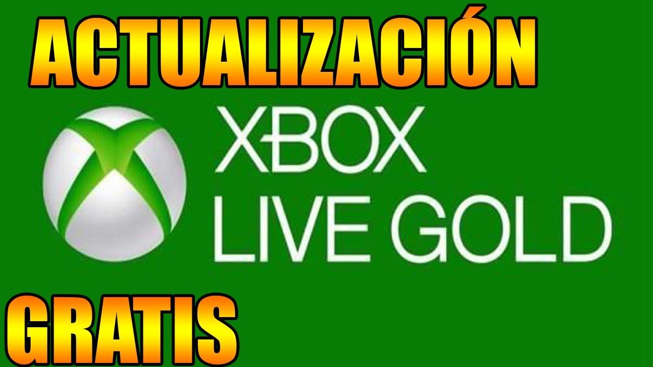 XBOX LIVE GOLD GRATIS NUEVA INFORMACIÓN ACTUALIZADA Y MAS DETALLES