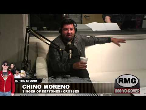 Chino Moreno, lead singer of Deftones and Crosses - full interview