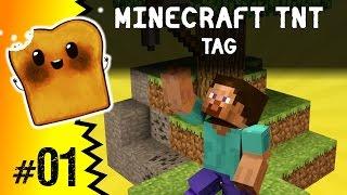 Minecraft TNT TAG Po Polsku - KRYJÓWKA | Super Gry