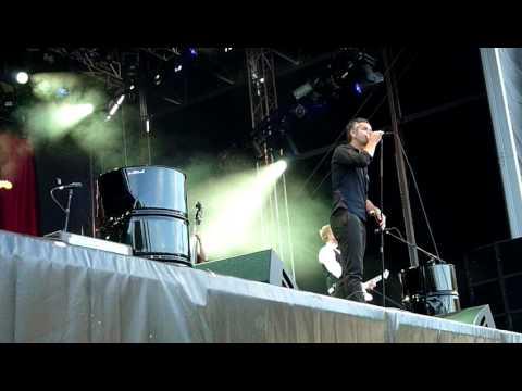 Kaizers Orchestra - Tusen dråper regn @Putte i Parken 2011