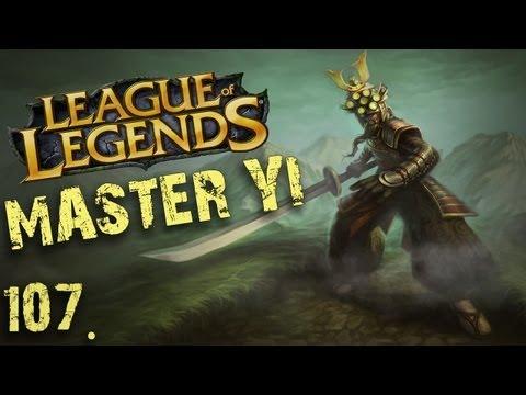 Zagrajmy w League of Legends: #107 Master Yi AP - Ostatnie wspólne chwile?
