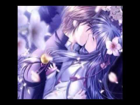 luna sea - love song ( clip image de couple manga ) HD