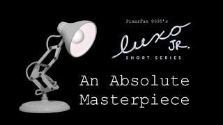 PixarFan 8695's Luxo Jr. Short Series: An Inspiring Tribute