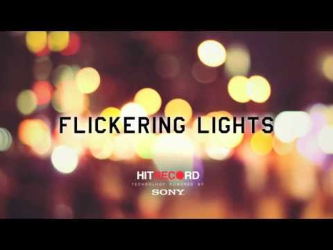Inspired by Sony NEX gear: HitRECord