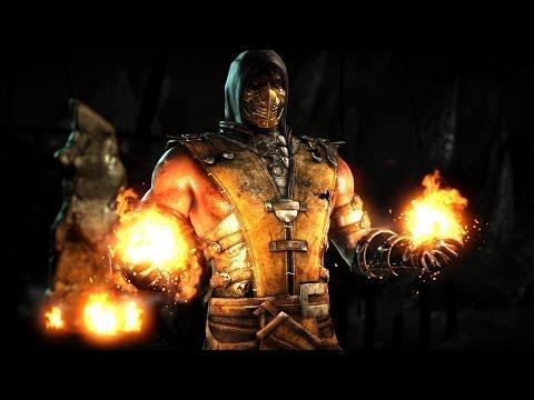 Mortal Kombat X - Jogue SEM variação selecionada em QUALQUER modo