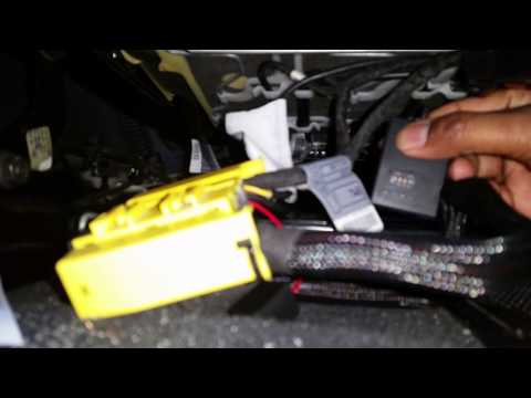 Bmw 320d E90 Seat Occupancy Airbag Sensor Bypass Youtube