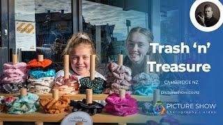 Cambridge Trash and Treasure Market