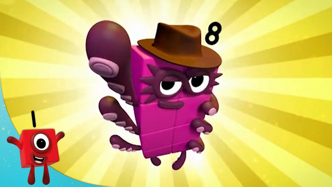 Numberblocks - Race Against Time! 🕐   Learn to Count   Learning Blocks