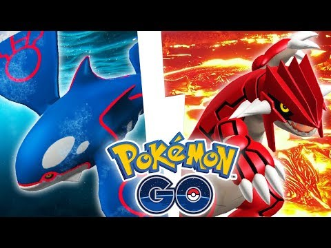 GUIA VS GROUDON Y KYOGRE EN POKEMON GO!! | 1013 thumbnail