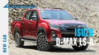 2019 Isuzu D-Max LS-A - New Car